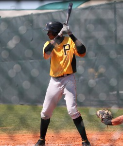 Gregory Polanco in Spring Training 2011.