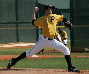 Bryan Morris posted a 5.57 in his first full season as a Pirate.