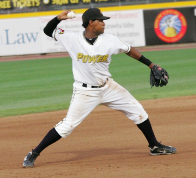 The Pirates have released Eric Avila.