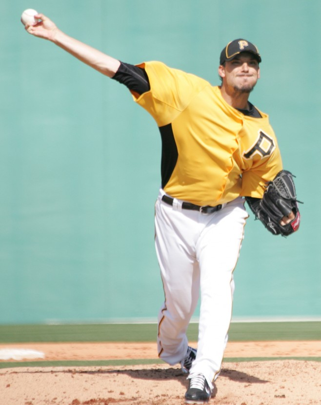 Charlie Morton would be a 3rd-4th starter for the average team in the majors.