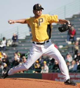 Jason Grilli is the new closer.