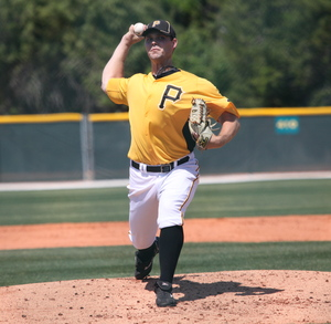 Kyle McPherson will be ready for Spring Training.