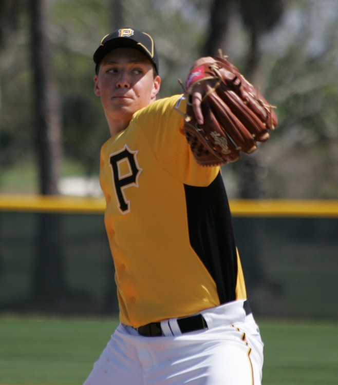 Tyler Glasnow looked strong in his debut