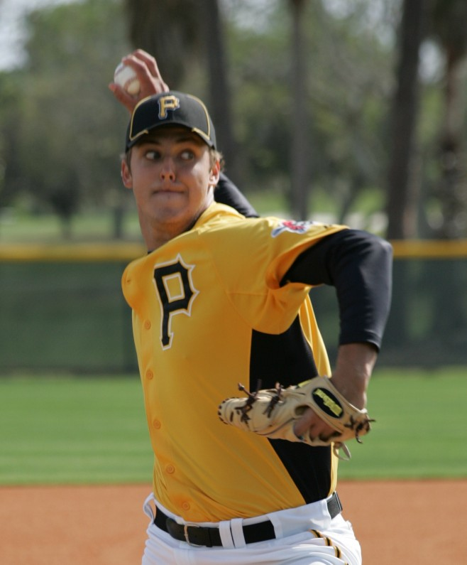 Jameson Taillon is the number seven prospect for FanGraphs.