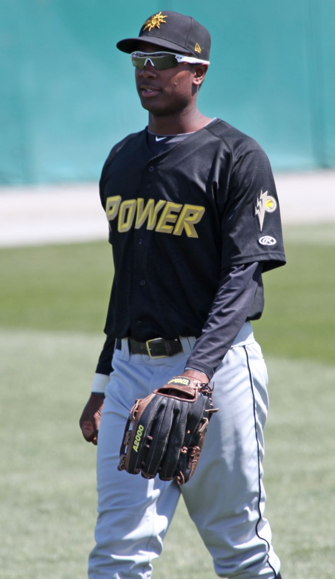 Josh Bell could crack a top 100 prospect list next year.