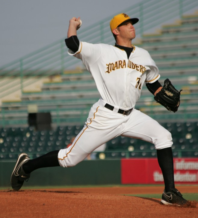Casey Sadler could help the Pirates in 2014 either as rotation depth or bullpen depth.