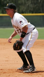 Stetson Allie is the Pirates Prospects Player of the Month for the month of April.