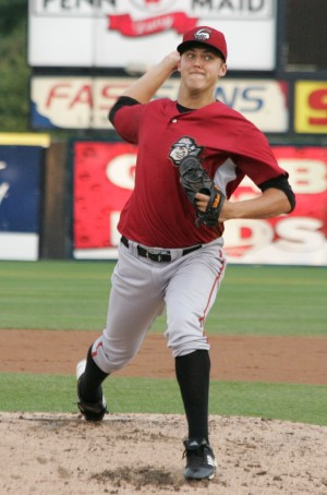 Jameson Taillon was the highest ranked Pirates prospect in BP's top 101.