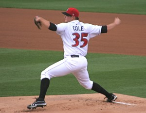 Two reports list Gerrit Cole as a number two starter.