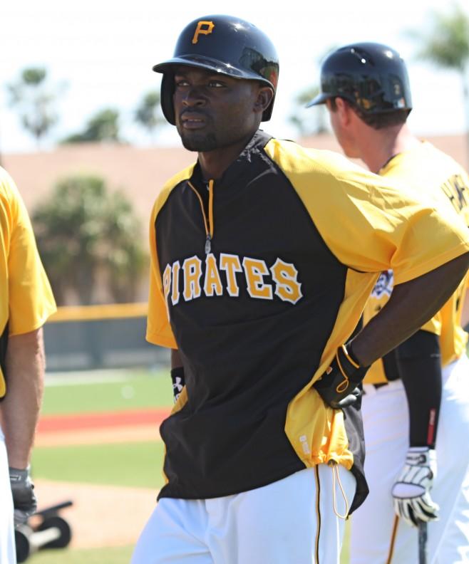 Felix Pie Pittsburgh Pirates