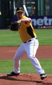 Gerrit Cole was cut from major league camp today.