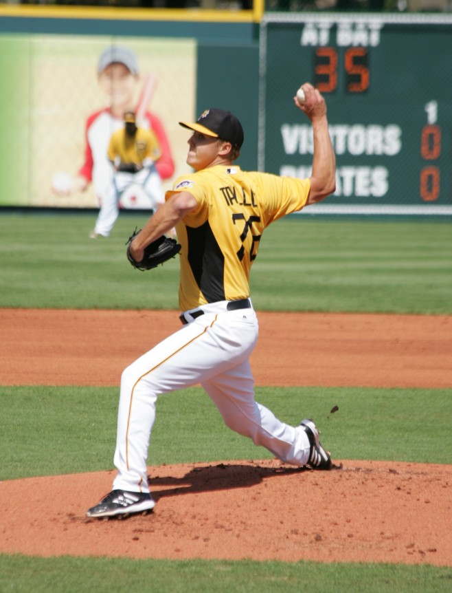 Jameson Taillon could be the 2014 version of Gerrit Cole.