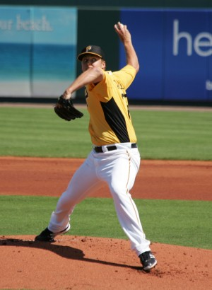 Jameson Taillon bounced back after his horrible start last time out.
