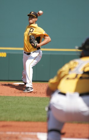 Jameson Taillon is expected to be in the majors by mid-season.