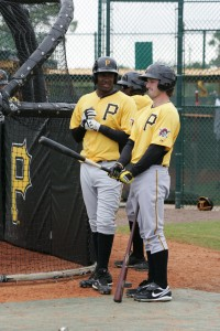 Josh Bell and Jarek Cunningham.