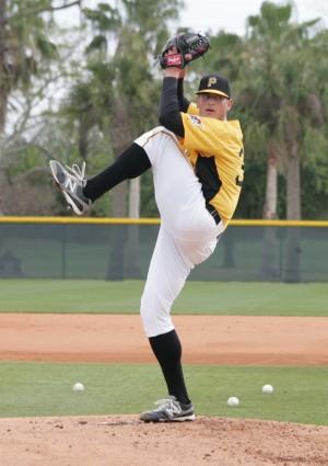 David Bromberg had the best start last week among all Pirates pitchers