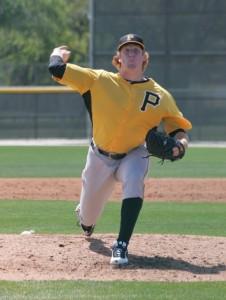 2012 prep pitcher Hayden Hurst