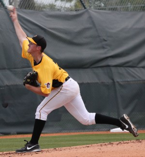 Jason Creasy is the Pirates Prospects Pitcher of the Month for the month of August.