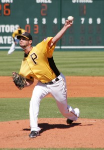 Kris Johnson is the Pirates Prospects Pitcher of the Month for June.