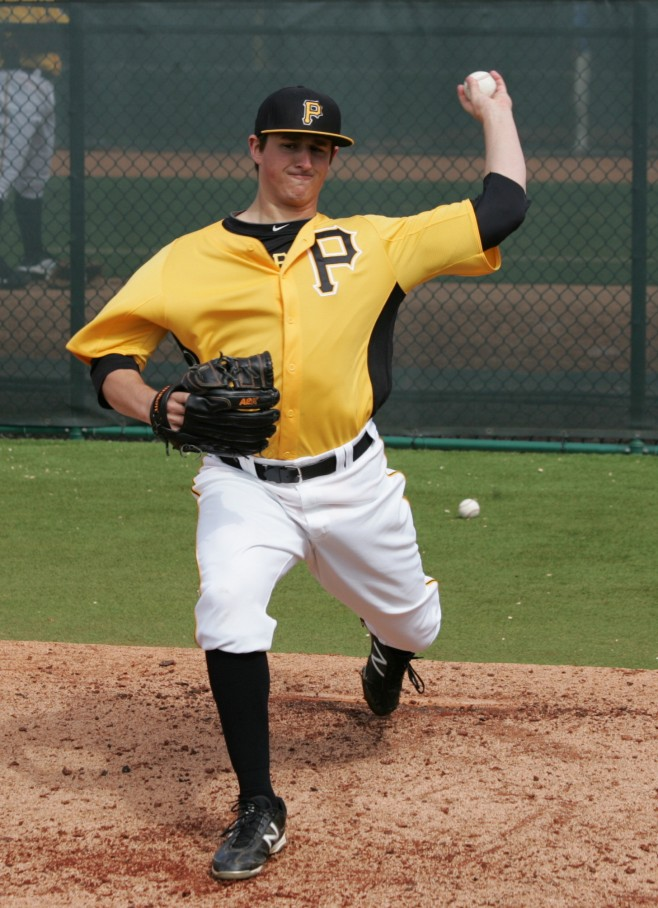 Zack Dodson pitched well through 6.1 innings