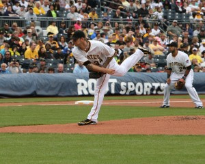 A.J. Burnett Pirates