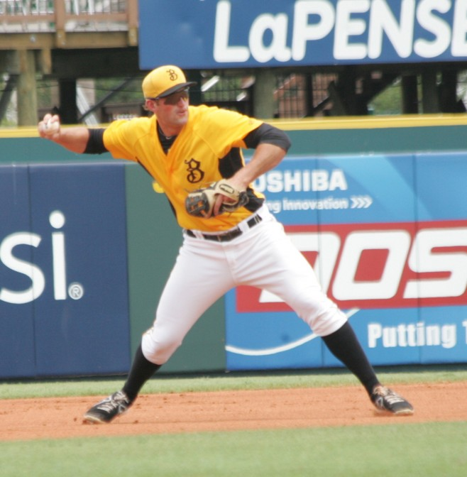 Chris Lashmet has been released by the Pirates.