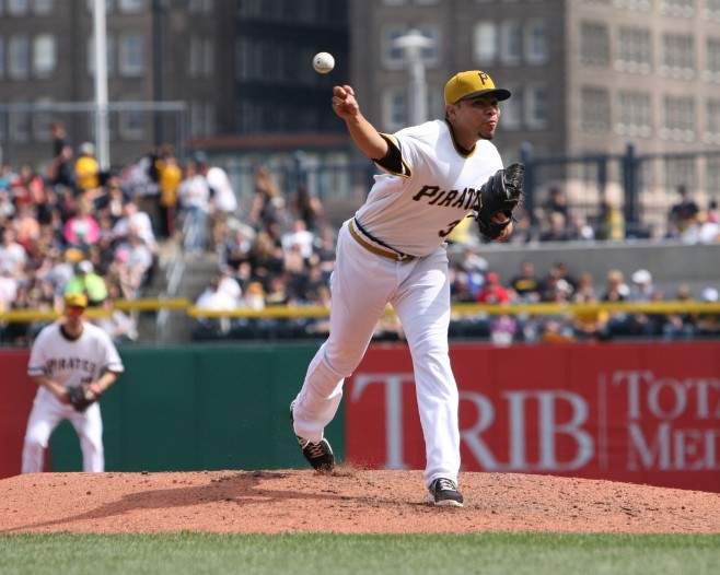 Jeanmar Gomez has been activated from the DL. Photo Credit: David Hague