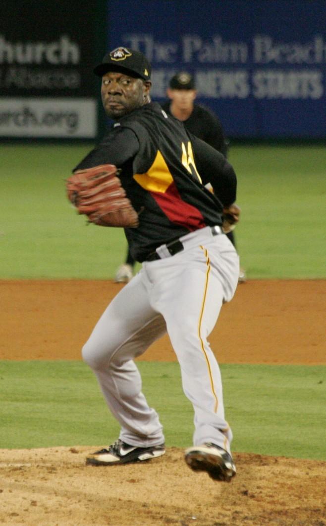 The Pirates have released Jose Contreras.