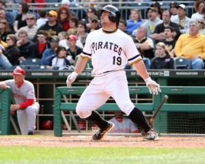 Michael McKenry went 0 for 4 Sunday with two strikeouts, including one in the first inning with the bases loaded. Photo by: David Hague