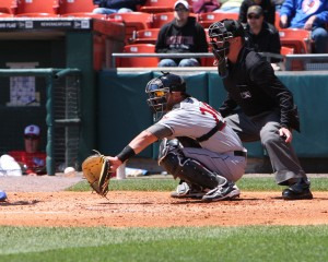Tony Sanchez has been named to the Triple-A All-Star game. (Photo Credit: David Hague)