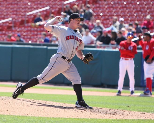 Ryan Reid Pittsburgh Pirates