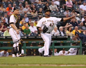 Francisco Liriano Pirates