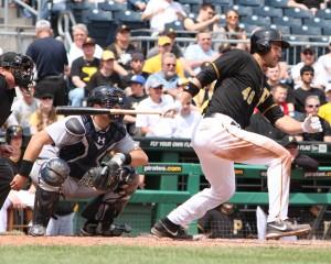 Garrett Jones Pittsburgh Pirates