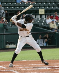 Alen Hanson was the second best hitter of the week.