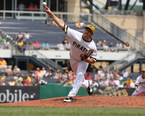 Bryan Morris Pittsburgh Pirates