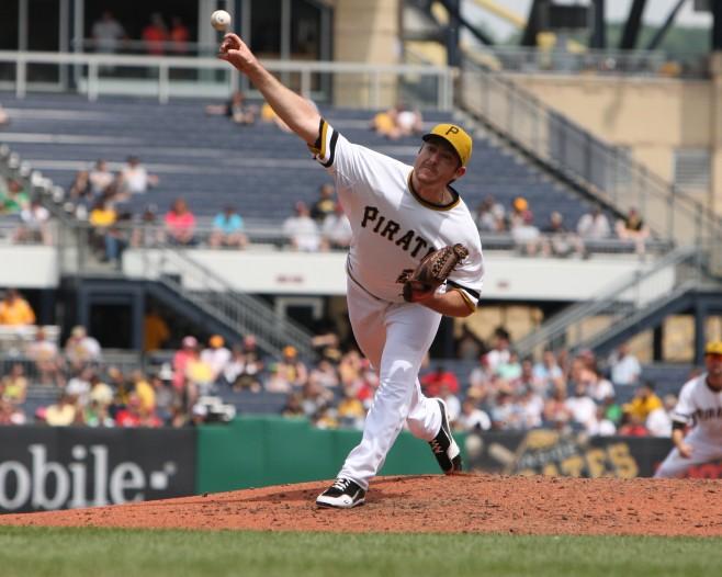 Bryan Morris Pittsburgh Pirates