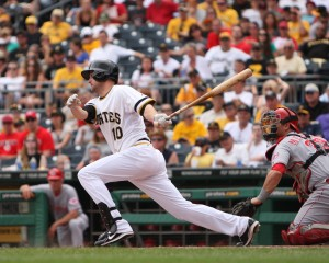 Jordy Mercer Pirates