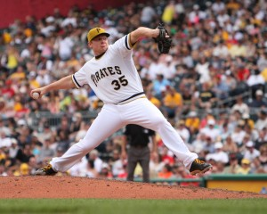 Mark Melancon Pirates All-Star