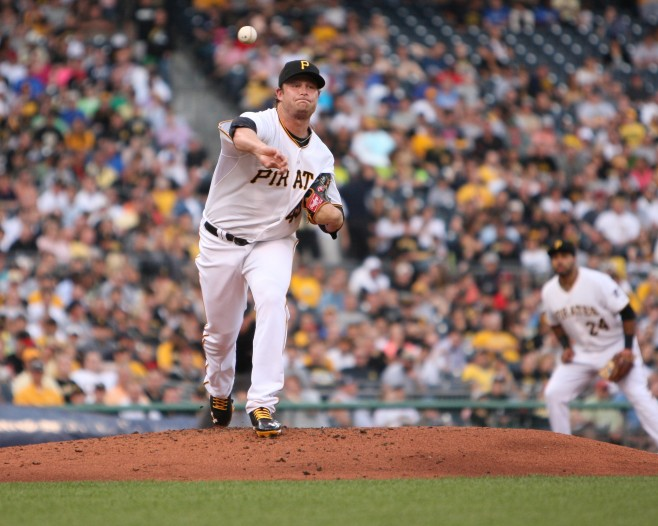 Gerrit Cole Pirates
