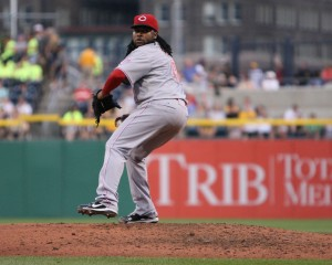 Johnny Cueto Reds