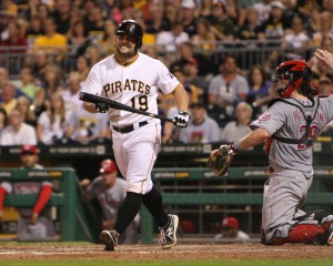 Michael McKenry Pirates