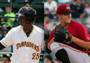 Gregory Polanco and Jameson Taillon