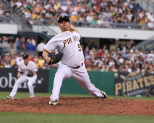 Wandy Rodriguez Pirates