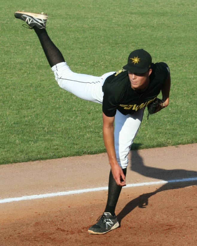 Keith Law ranked Tyler Glasnow ahead of Jameson Taillon. (Photo Credit: Tom Bragg)