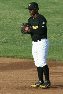 The Pirates traded Dilson Herrera to get Marlon Byrd. (Photo Credit: Tom Bragg)