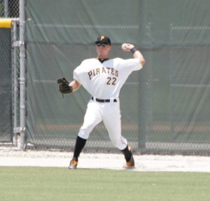Austin Meadows is the Pirates Prospects Player of the Month for August.