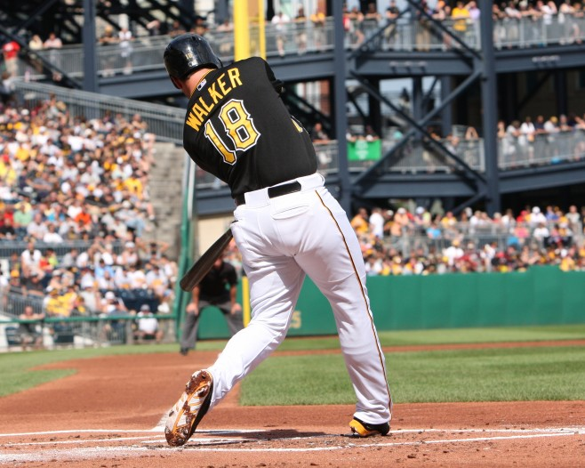 There is no need to extend Neil Walker. (Photo Credit: David Hague)