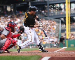 Russell Martin Pittsburgh Pirates