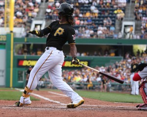 Andrew McCutchen is a favorite in the NL MVP race. (Photo Credit: David Hague)