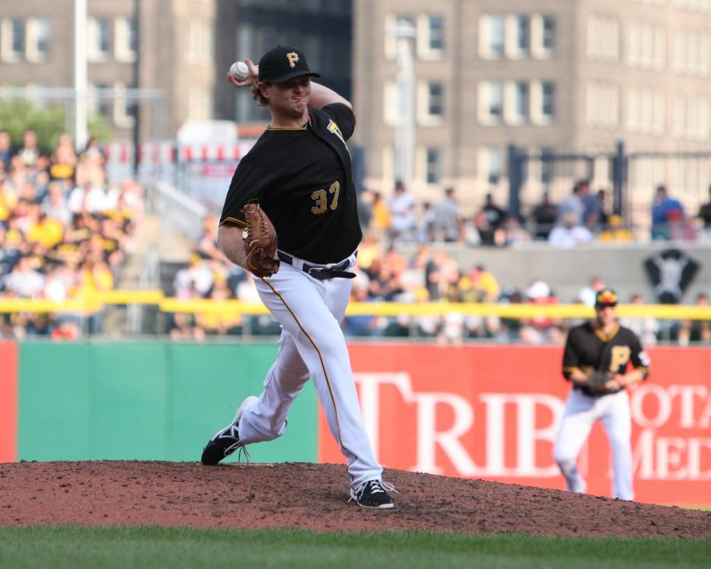 Justin Wilson Pittsburgh Pirates